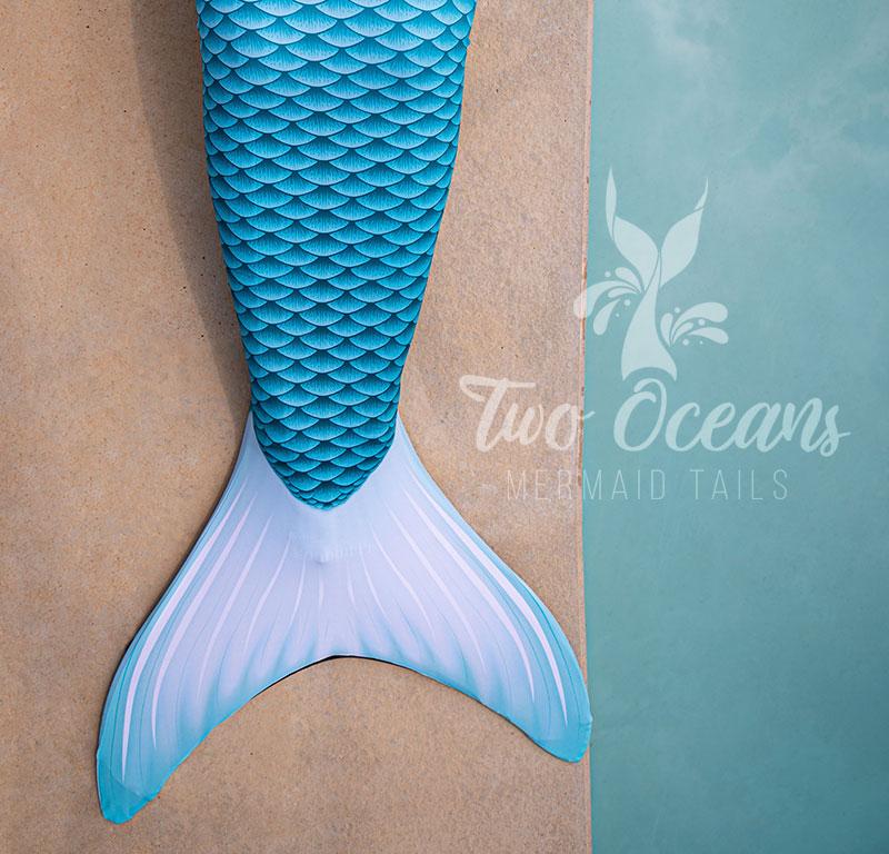ariel teal mermaid tail south africa